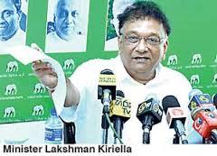 Minister Kiriella