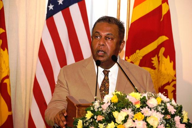 Minister Samaraweera