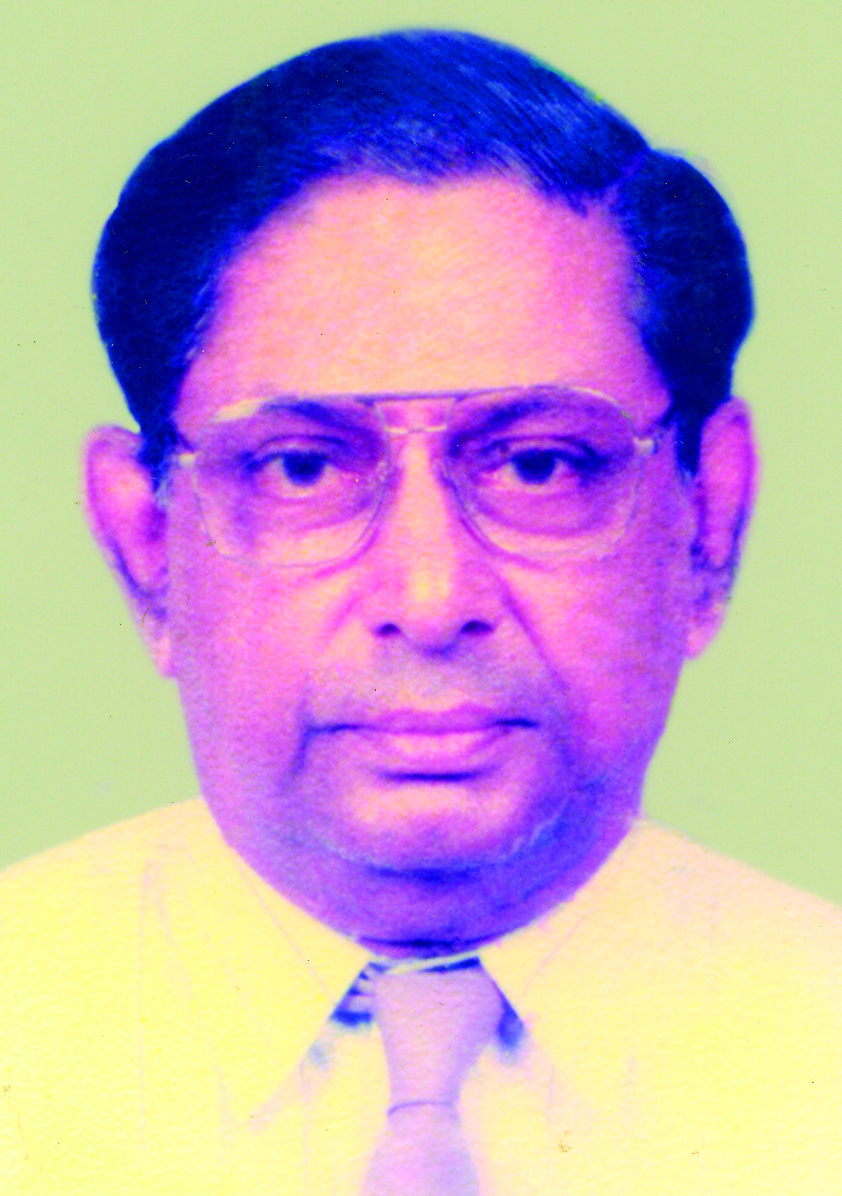 T. Suntheralingam was the SP appointed by HRC SL