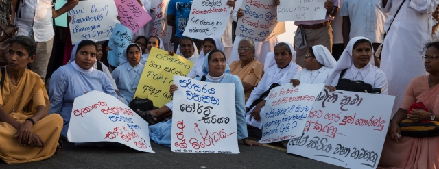 Fort city protest 2 (c) sunanda deshapriya -3999