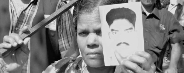 disappearances in Sri Lanka (c) sunanada deshapriya