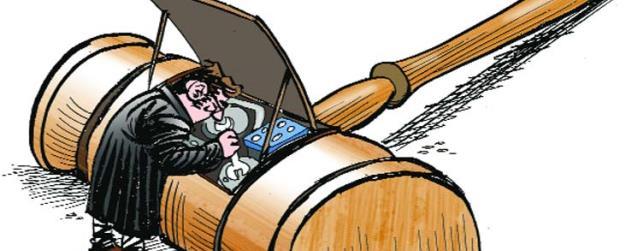 Judiciary-judgement-law