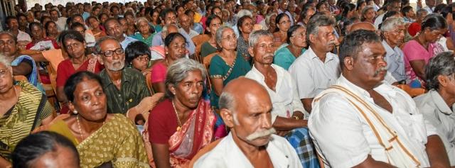 Tamils IDPs tellipalei