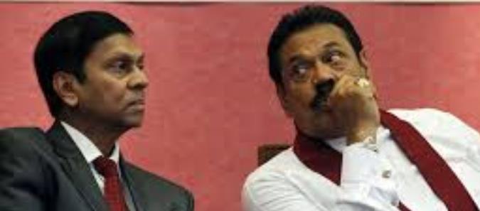 Rajapaksa and Cabral