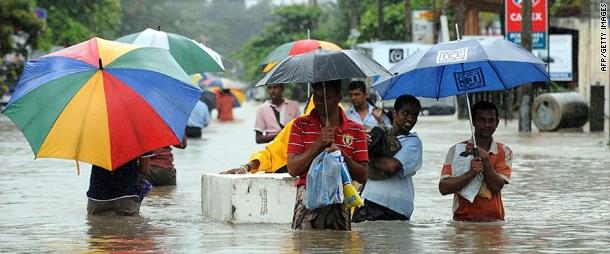 floods sri lanka