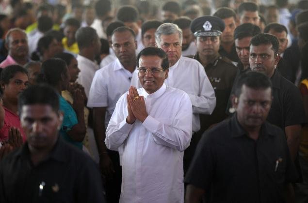 President speech was aimed at PM for not investigating mega corruption by Rajapaksa clan