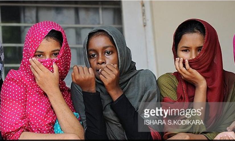 Sri lankan muslim girls