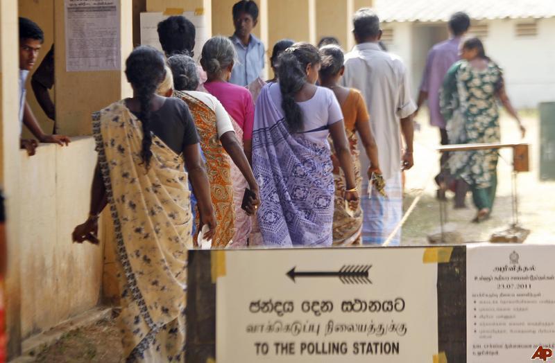Image result for elections sri lanka