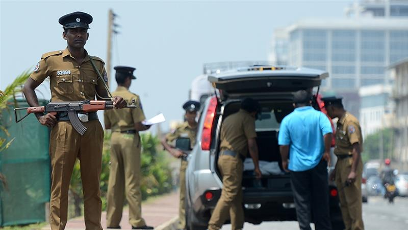The employee had been abducted on Monday and allegedly questioned about a police officer who reportedly sought Swiss asylum [File: Lakruwan Wanniarachchi/AFP]
