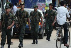 Military involvement shrouds Sri Lanka election