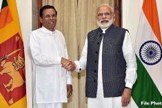 As Sri Lanka leans towards China, Modi's trip has high stakes