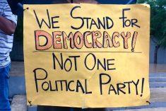 Sri Lanka: To defend Democracy, a broad conversation among all Democrats needed – Jayadeva Uyangoda.