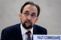 Absence of credible action in Sri Lanka makes the exercise of universal jurisdiction even more necessary – Zeid  at UNHRC 36