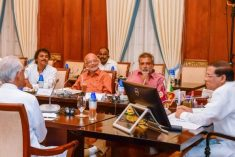 President Sirisena appoints a committee to look into issues of regional correspondents