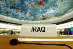 UN HR High Commissioner's offcie empowers to investigate HR violations in Iraq; China & India disagree