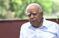 We can't despair, we can't abandon things, says Sri Lanka's R. Sampanthan