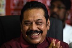 Sri Lanka creates special courts for Rajapakse-era graft