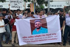 Sri Lanka: UN Declares Detention of Author Shakthika Sathkumara a Violation of International Law