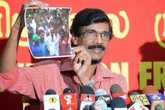 Sri Lanka: Master Blaster Sanath Jayasuriya  rips open students' heads – JVP