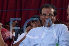Sirisena Visits Trincomalee, Announces Release of Military Occupied Lands
