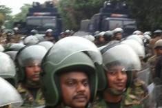 Sri Lanka: U'grads Protest Attacked; JVP Condemns the Attack