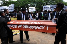 SRI LANKA: A short report on the features of the increasing authoritarianism