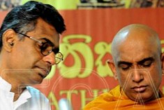 Sri Lanka JHU Monks Party Joins Coalition With UNP