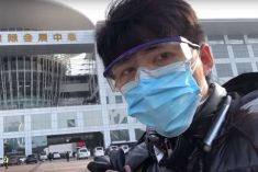 Chinese citizen journalist Chen Qiushi missing in Wuhan after critical reports on coronavirus outbreak
