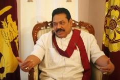 'We will not allow an external probe'- President Rajapaksa
