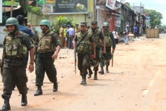 Brutal Attack on the Press at Weliweriya was Clearly Orchestrated by the Army That Did not Want to Leave Evidence