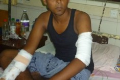 The brutal military action in Weliweriya was a message: It shows who is in control of the country