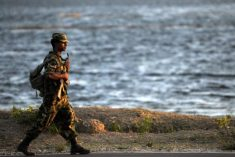 Jaffna: 'No democracy when people live under military rule'