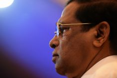 Global pressure rises on Sri Lanka president to defuse political crisis