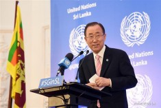 UN 'Clarifies' Sec.Gen.'s Comparison of Sri Lanka with Rwanda, Srebrenica
