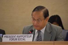 Sri Lanka Ambassador to Geneva cosponsored UNHRC resolution without consulting FM or him – Sirisena