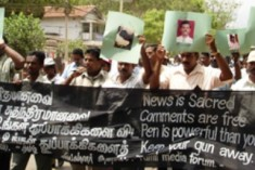 Murdered Tamil Journalists Remembered in Jaffna