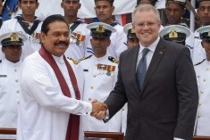 Australian Minister under fire for not meeting Tamil groups on Sri Lanka trip