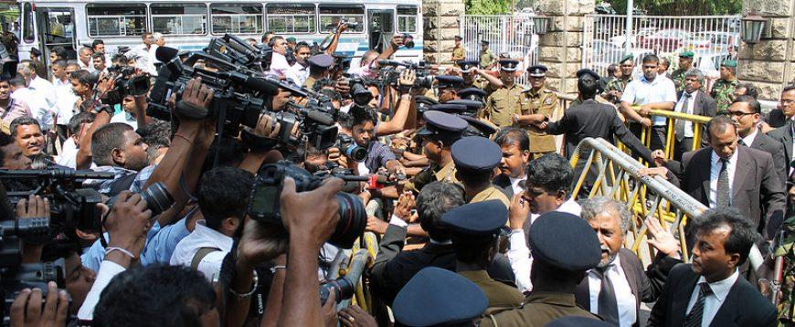 Sri Lanka's New anti-terrorism law undermines RTI
