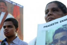 Sri Lanka's Missing Thousands: One Woman's Six-year Fight to Find Her Husband