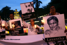 Sri Lanka journalists remember killed, abducted colleagues