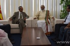 Sri Lanka: Northern CM C. V. Wigneswaran Pleased With New Governor