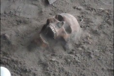 Skull with open mouth adds to Mannaar killing field evidences