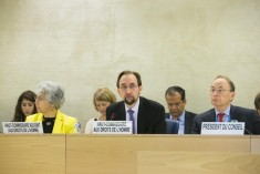 Sri Lanka Needs a Comprehensive Strategy  to Implement Resolution 30/1 – Zeid Al Hussein