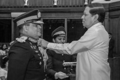 Appointment of General Shavendra Silva: Essential to deal with allegation of war-time  violations.