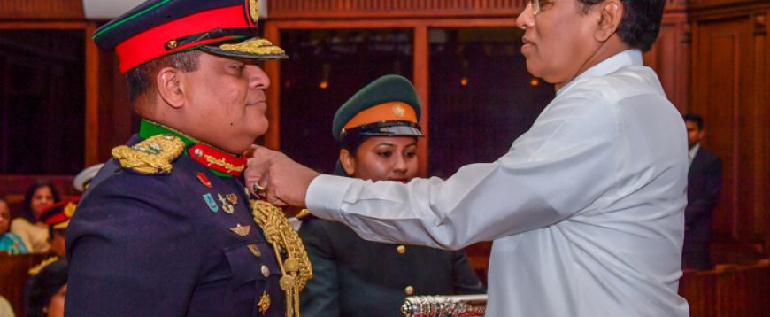 The promotion of  Shavendra Silva to the post of Army Commander calls into question Sri Lanka's commitments to the UN Human Rights Council –  EU