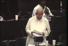 R. Sampanthan's full speech at the No Confidence Motion debate