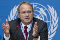 Special Rapporteur on Extrajudicial, Summary and Arbitrary Executions Heyns on 40,000 Dead and Video Half-Shown in UN, UPR