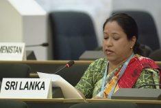 Sri Lanka govt rejects UN Special Rapporteur Clément Nyaletsossi Voule's recommendations