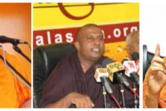 Sri lanka: 'River of blood will flow in the North and East' warn Sinhala Buddhist monks