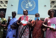 SL HR commissioner  lies re India and UNHRC